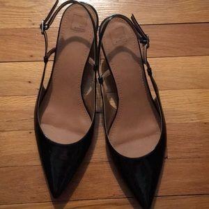 14th & Union Patent Leather stilettos